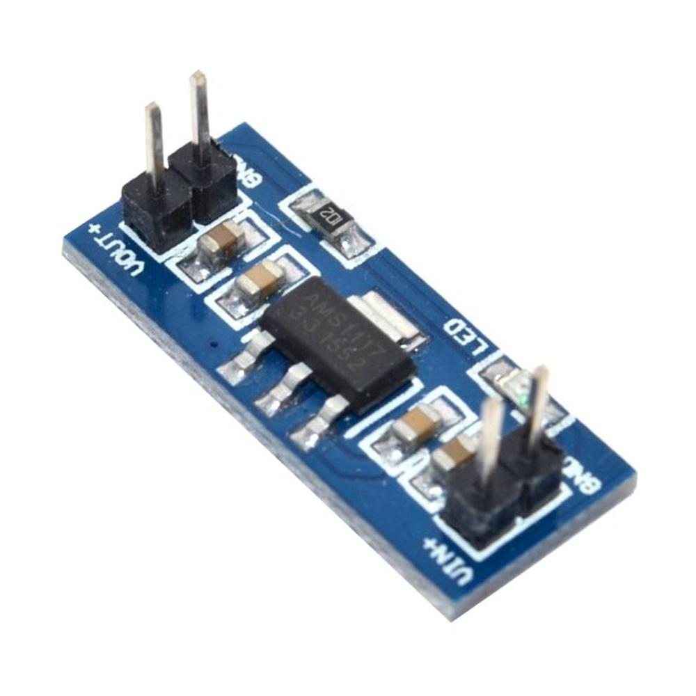 3.3V พาวเวอร์ซัพพลาย Power Supply Module AMS1117-3.3V