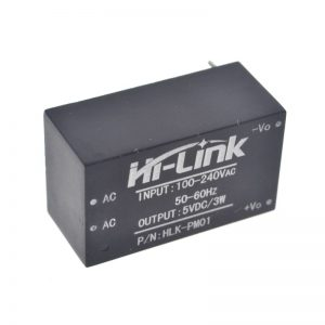Switching Power Supply 220V to 5V 600mA Hi-Link HLK-PM01