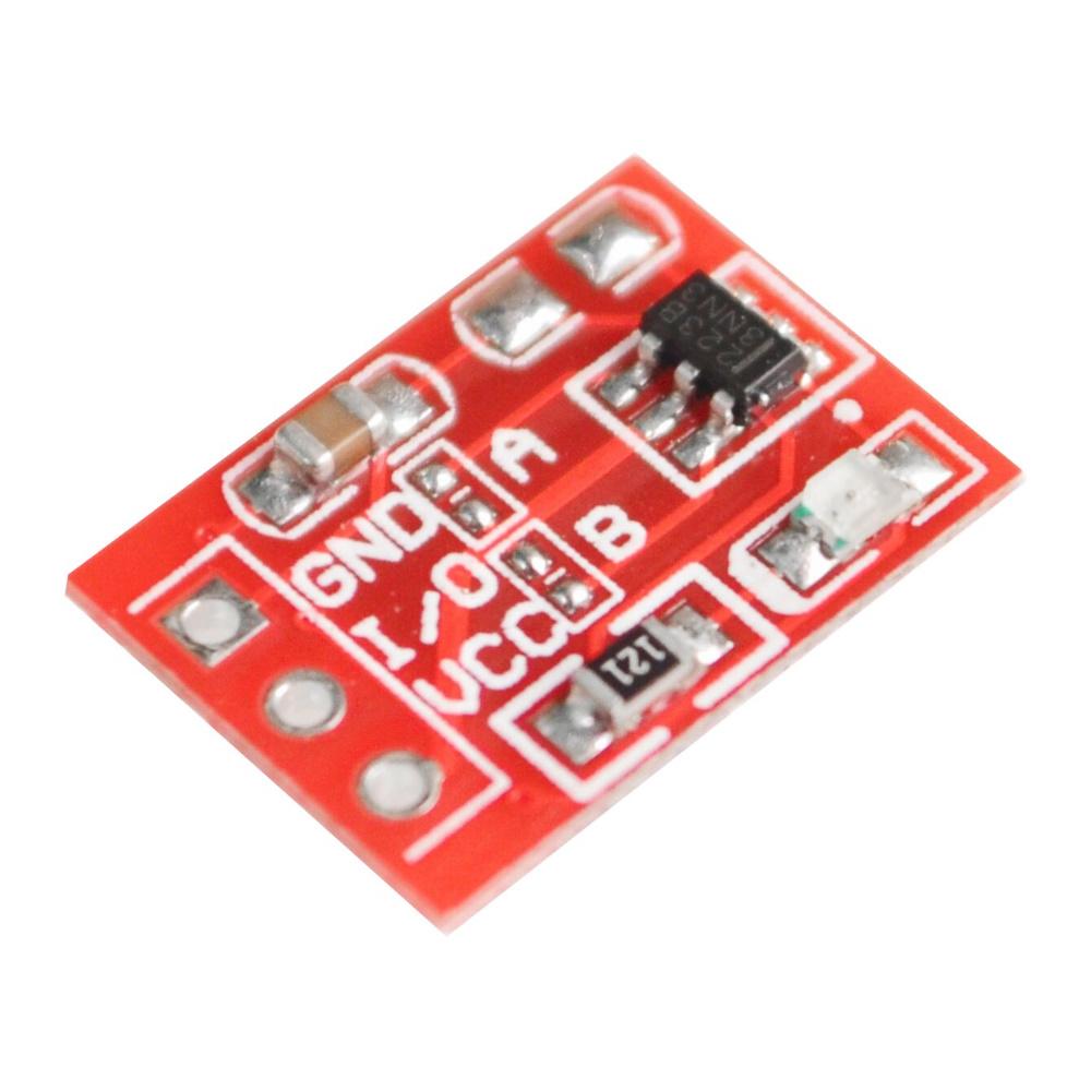 สวิตซ์สัมผัส 1 ช่อง Capacitive Touch Sensor Switch TTP223
