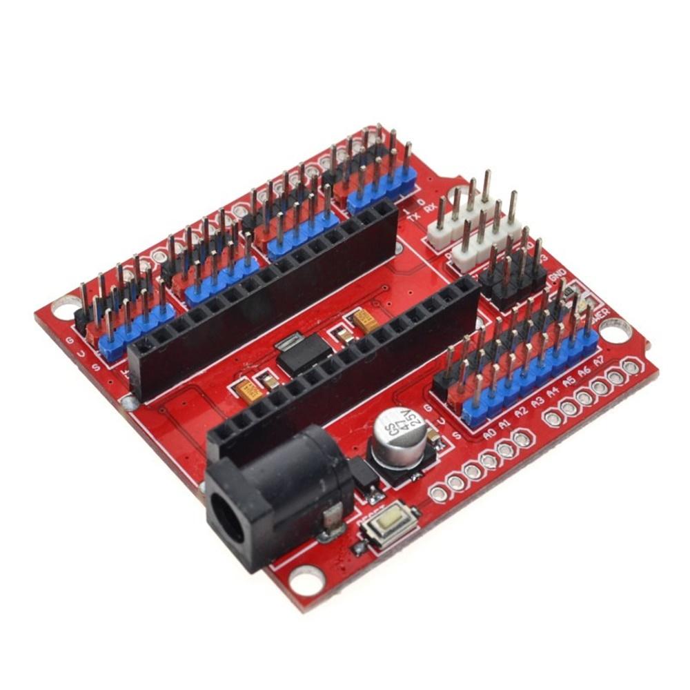 บอร์ดขยายขา Arduino Nano 3.0 Shield Expansion Board