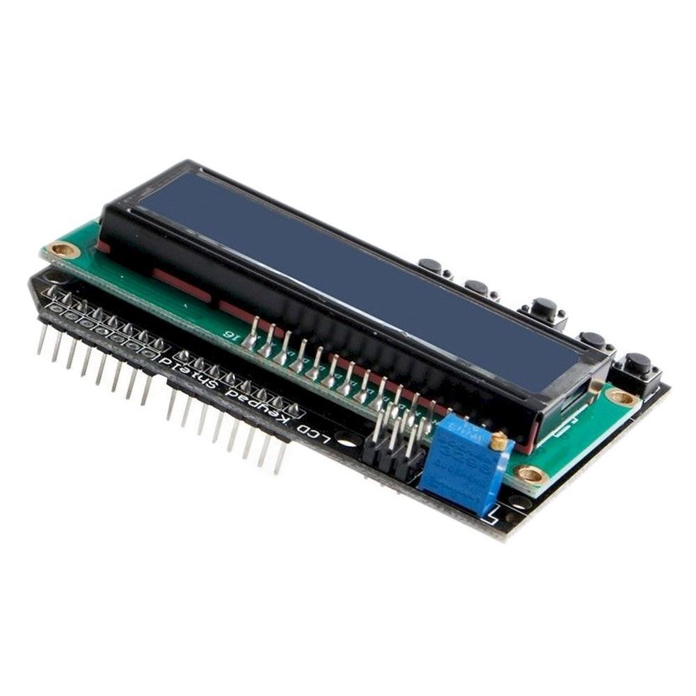 LCD 1602 Keypad Shield สำหรับ Arduino Uno