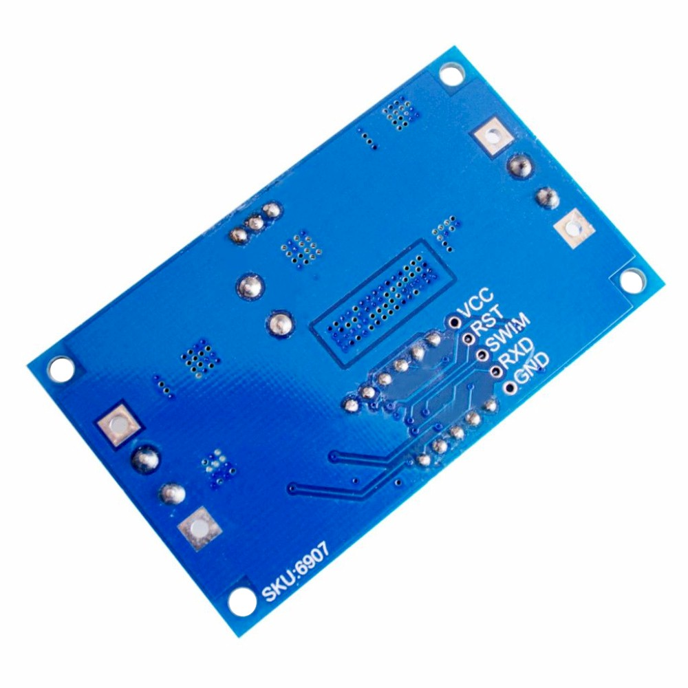 XL4015 Step down 5A 1.25-35VDC with Voltmeter