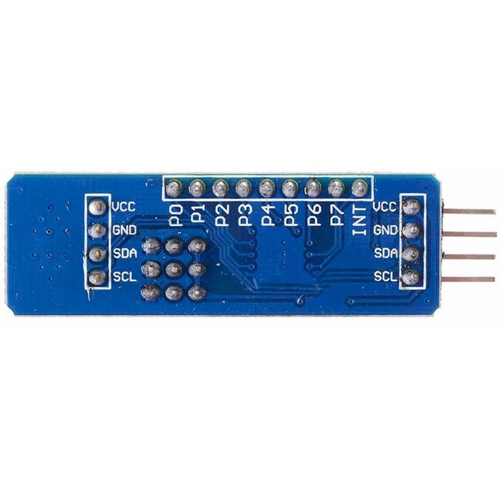 โมดูลขยายขา I/O 8 ขา แบบ I2C PCF8574 I2C 8 Bit IO GPIO expander module