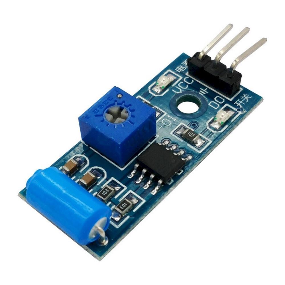 โมดูลตรวจจับความสั่น SW420 Vibration Sensor Module