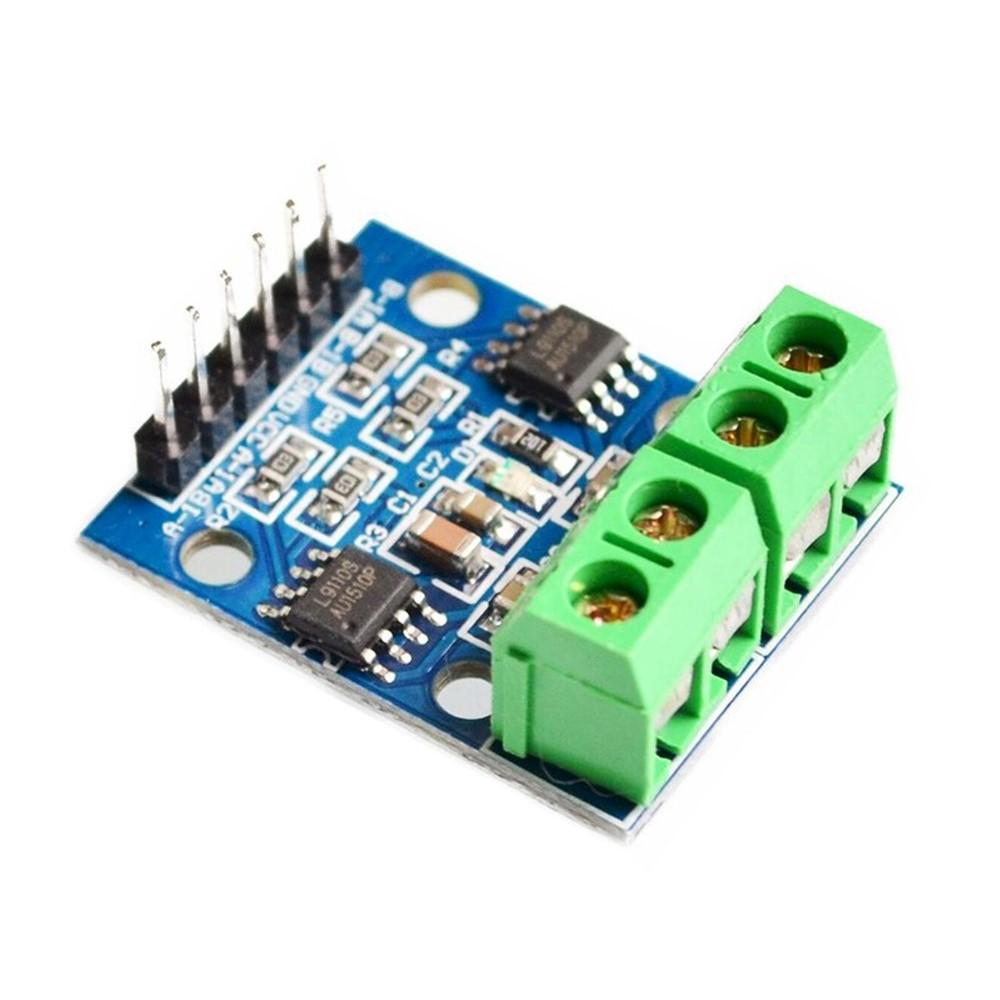 โมดูลขับมอเตอร์ HG7881 (L9110) Dual Motor Driver Module 800mA