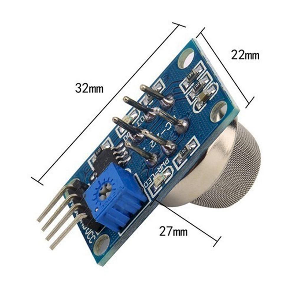 MQ-5 Gas Sensor Module LPG Methane CH4