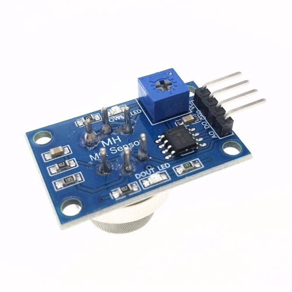 MQ-9 Gas Sensor Module Carbon Monoxide Combustible Gas